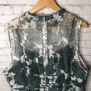 Lace & Mesh Dresses - Lace & Mesh Dress